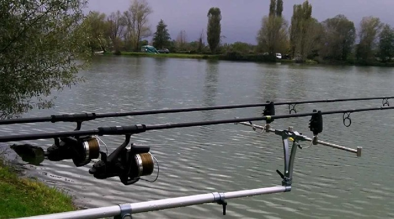 Modern equipment for catching carp boilies
