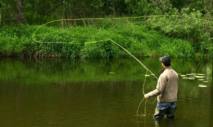 Some tips fly fishing
