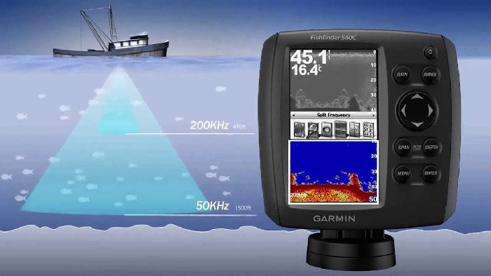 How to choose a sounder for fishing