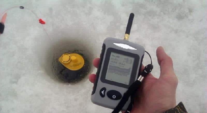 fish finder for winter use