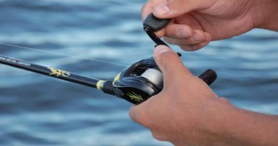 Baitkasting rod and reel
