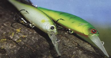 Lures company Luhr Jensen