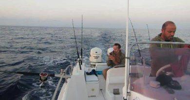 Fishing in Cyprus