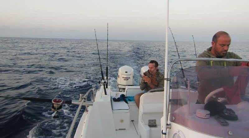 Fishing in Cyprus