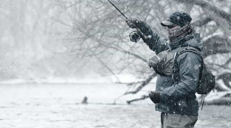 Winter Gear for Fly Fishing
